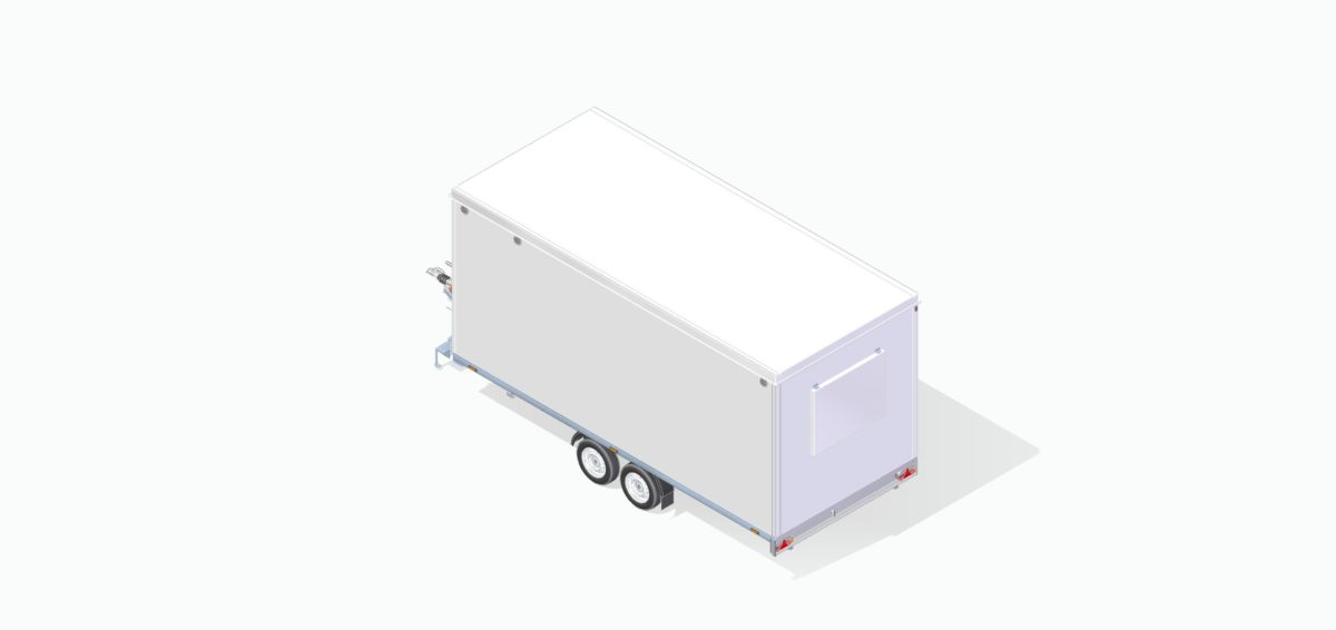 Mannskapsvogn <br>RESPO 520  3-dørs 10 personer 14