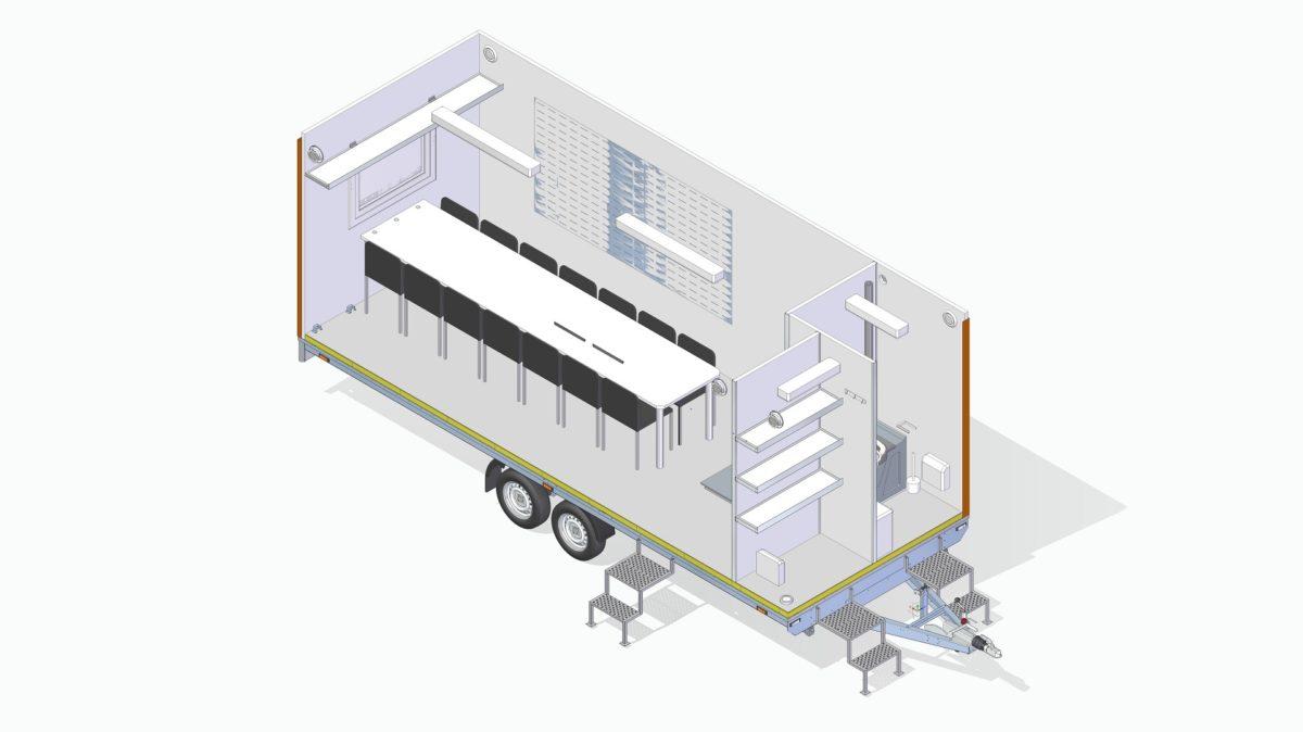 Mannskapsvogn <br>RESPO 620  3-dørs 14 personer 8