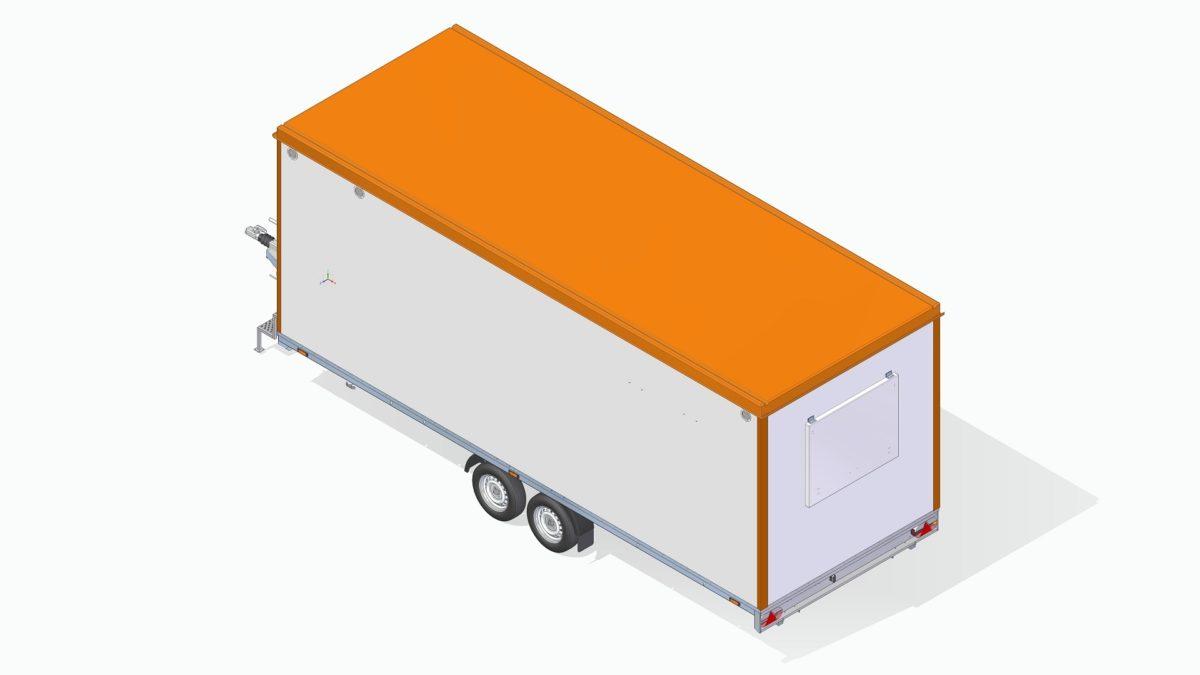 Mannskapsvogn <br>RESPO 620  3-dørs 14 personer 9