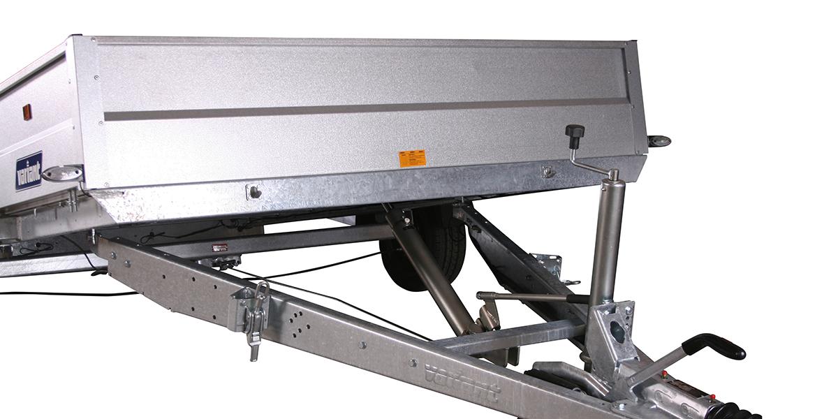 Varehenger <br>VARIANT 1519 F1 1500 kg 8