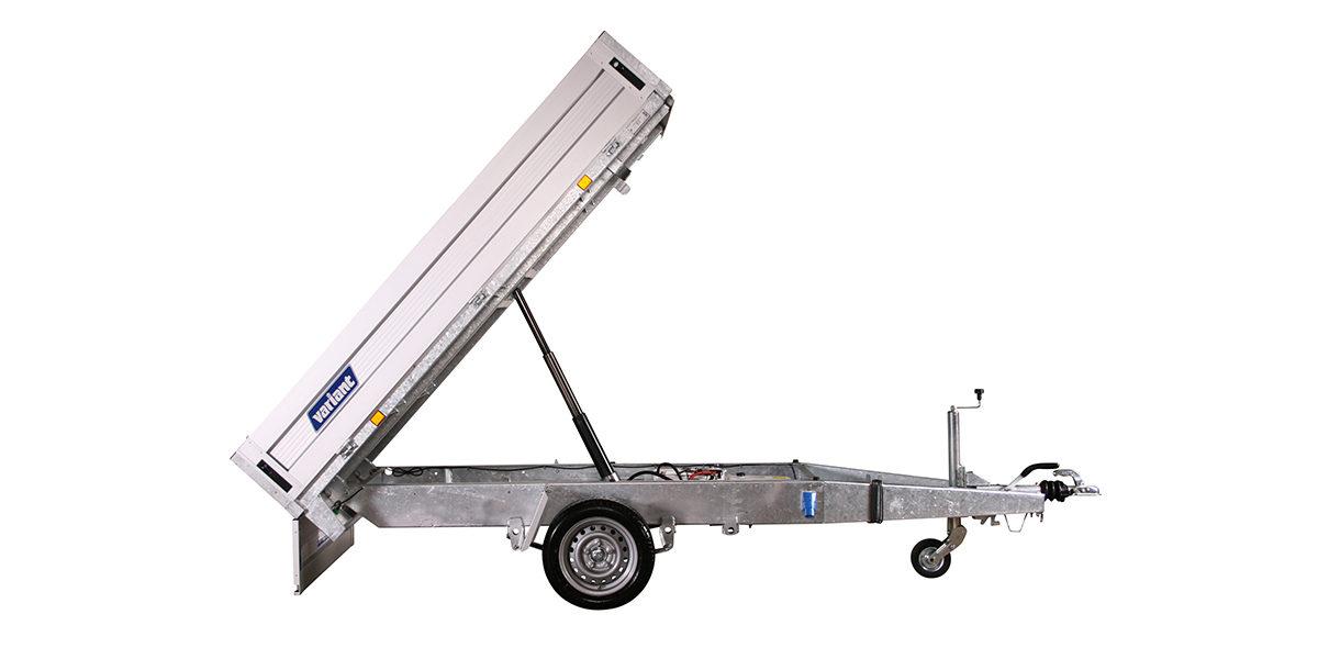 1-veis tipphenger <br>VARIANT 1815 T2 1800 kg 3