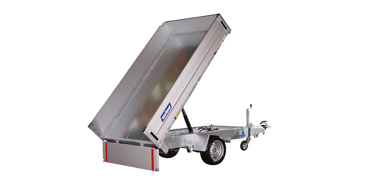 1-veis tipphenger <br>VARIANT 1815 T2 1800 kg 6