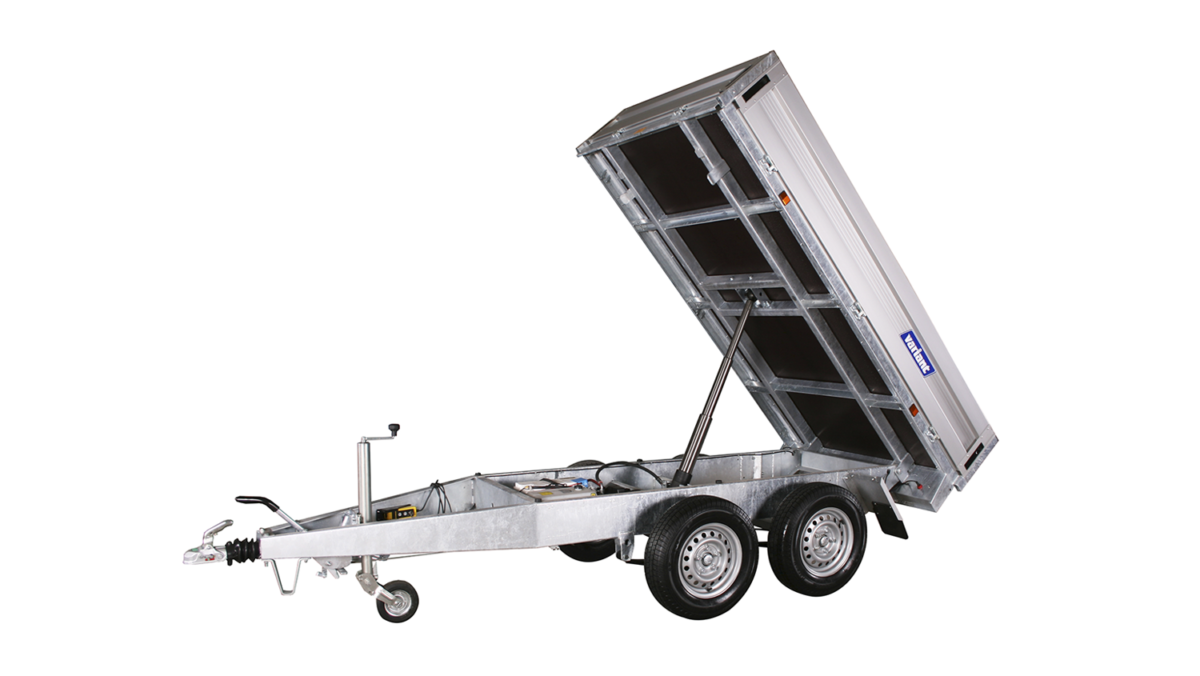 1-veis tipphenger <br>VARIANT 2015 T2 2000 kg 1