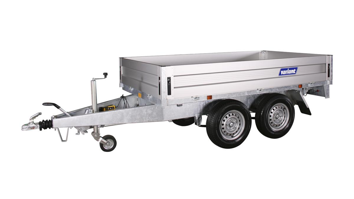 1-veis tipphenger <br>VARIANT 2015 T2 2000 kg 2
