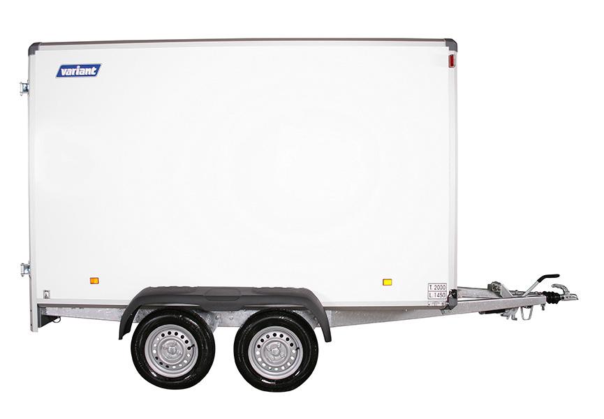 Cargohenger <br>VARIANT 2517 C3 2500 kg 3