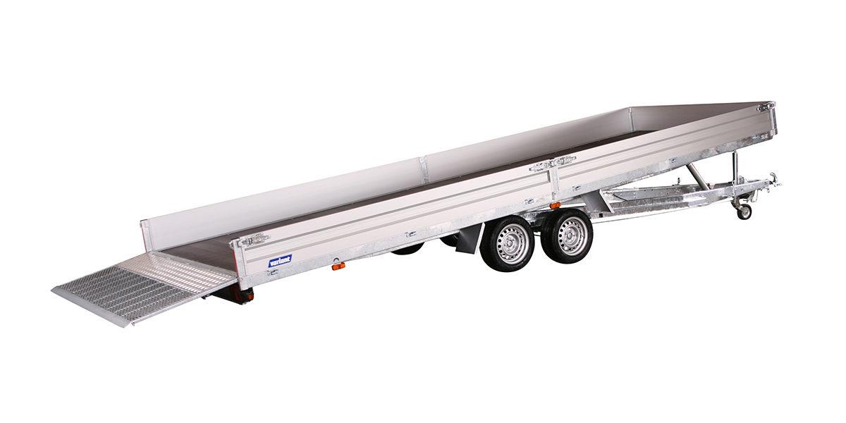Universalhenger <br>VARIANT 2700 U6 2700 kg 7