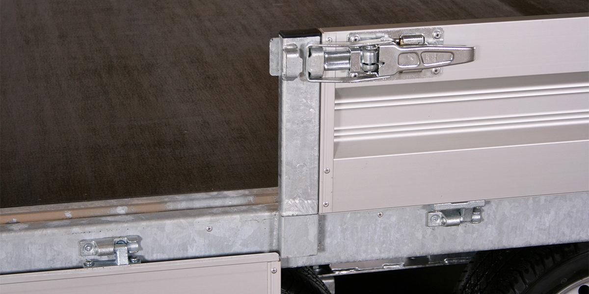 Universalhenger <br>VARIANT 2700 U6 2700 kg 8