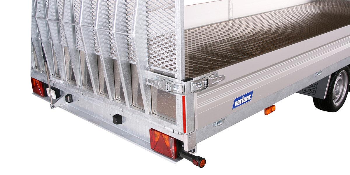 Universalhenger <br>VARIANT 2700 U4 2700 kg 8