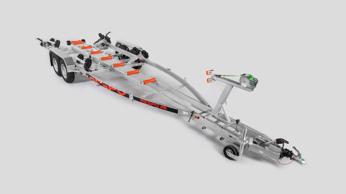 Båthenger <BR>RESPO R 2700 P 1