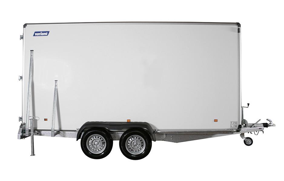 Cargohenger <br>VARIANT 2705 CVB42 3500 kg 4