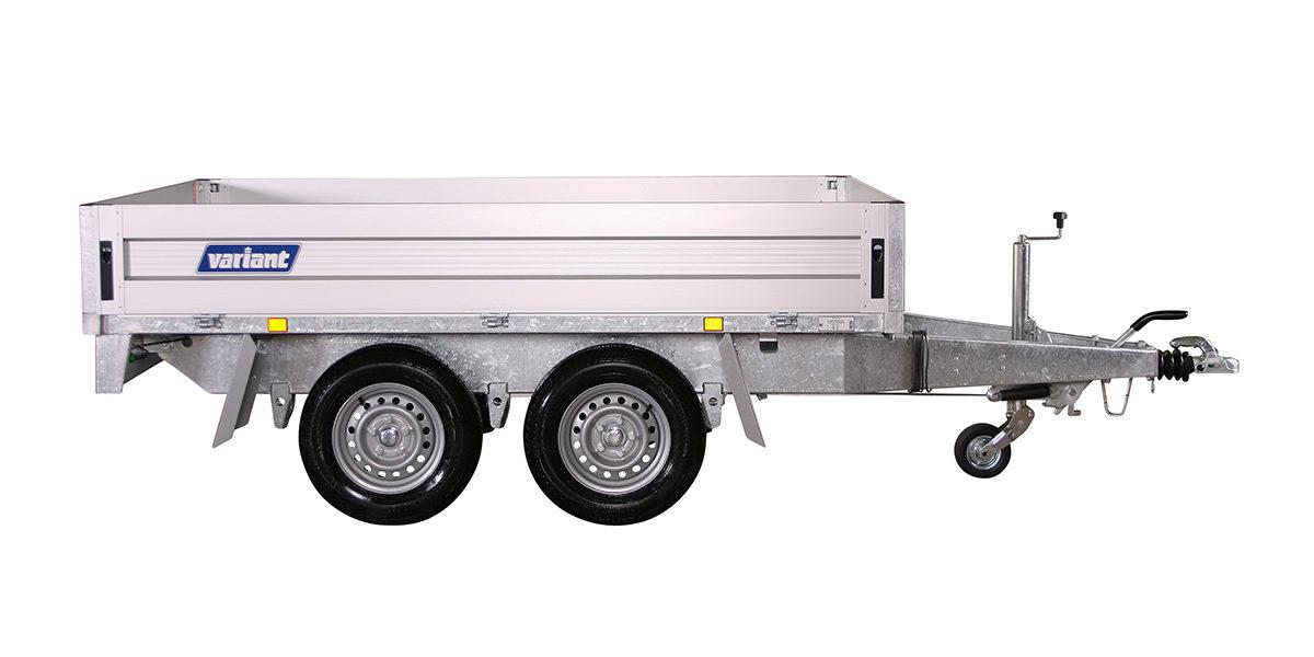 1-veis tipphenger <br>VARIANT 2715 T2 2700 kg 2