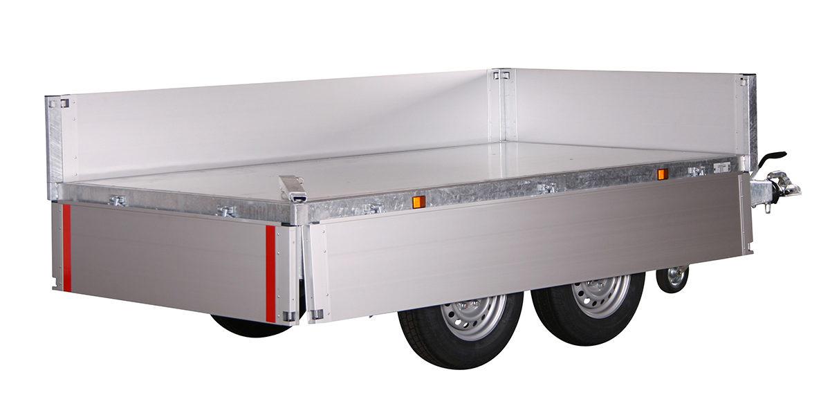 1-veis tipphenger <br>VARIANT 2715 T2 2700 kg 7