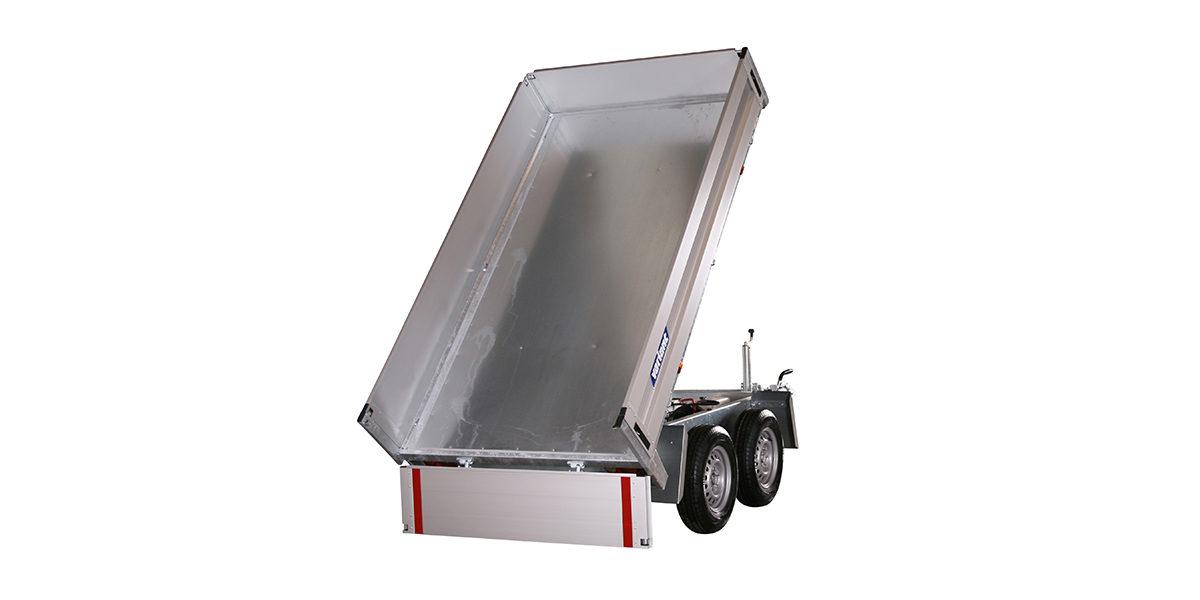 1-veis tipphenger <br>VARIANT 2715 T2 2700 kg 8