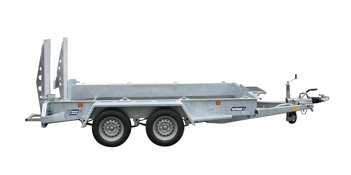 Maskinhenger <br>VARIANT 2716 B3 2700 kg 2