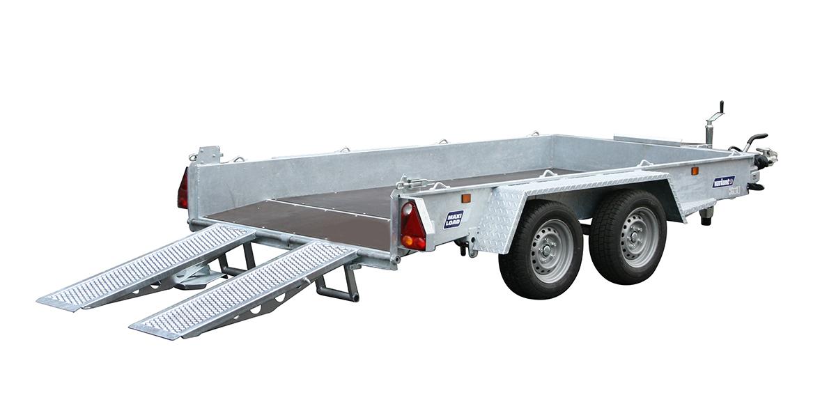 Maskinhenger <br>VARIANT 2716 B3 2700 kg 4