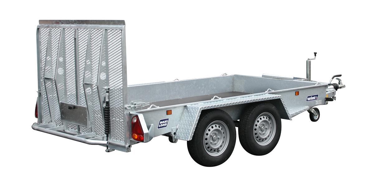 Maskinhenger <br>VARIANT 2716 B3 2700 kg 5