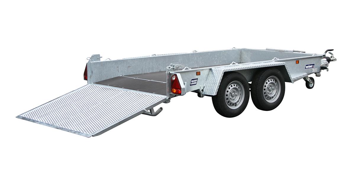 Maskinhenger <br>VARIANT 2716 B3 2700 kg 1