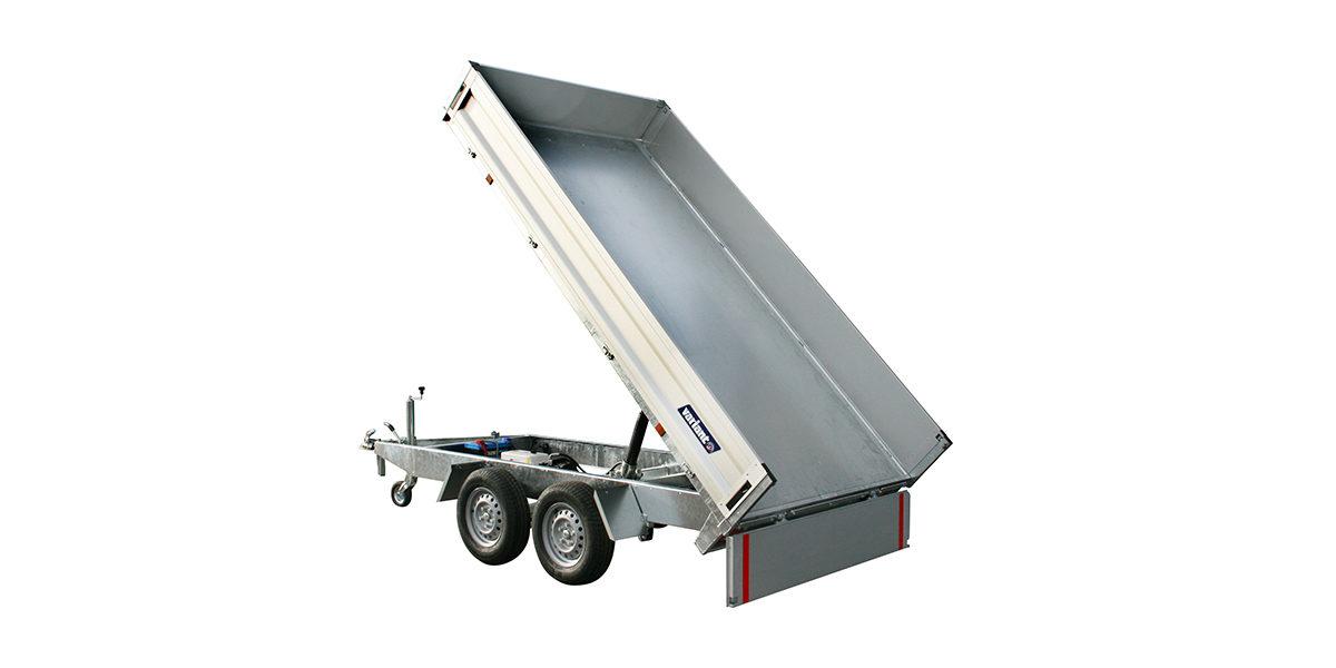 1-veis tipphenger <br>VARIANT 2717 T3 2700 kg 8