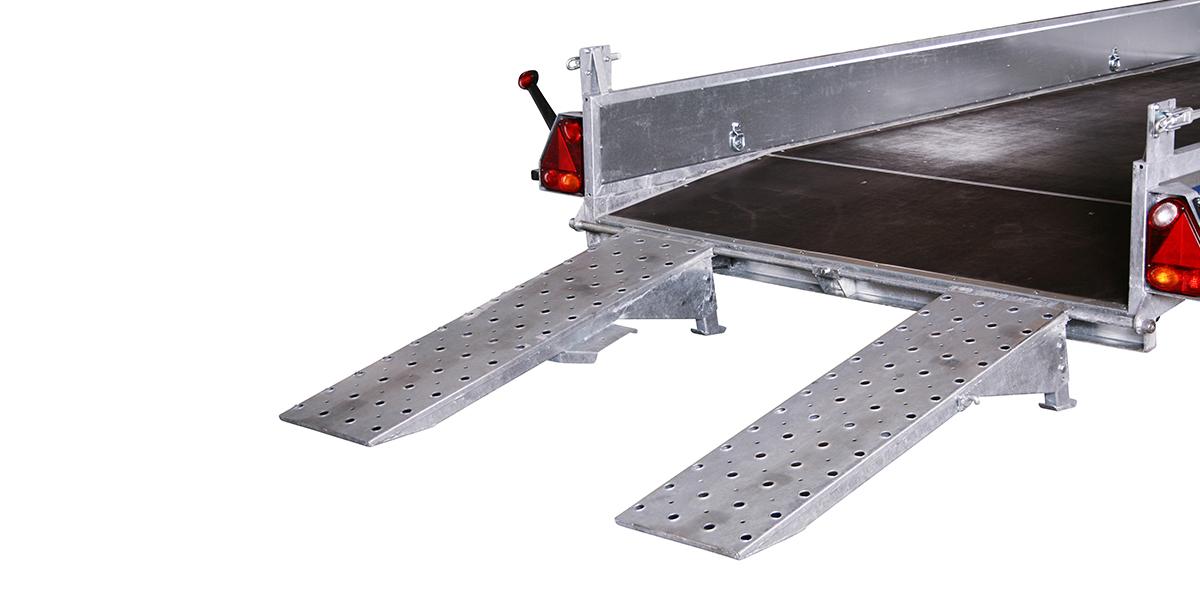 Maskinhenger <br>VARIANT 3518 B4 3500 kg 13
