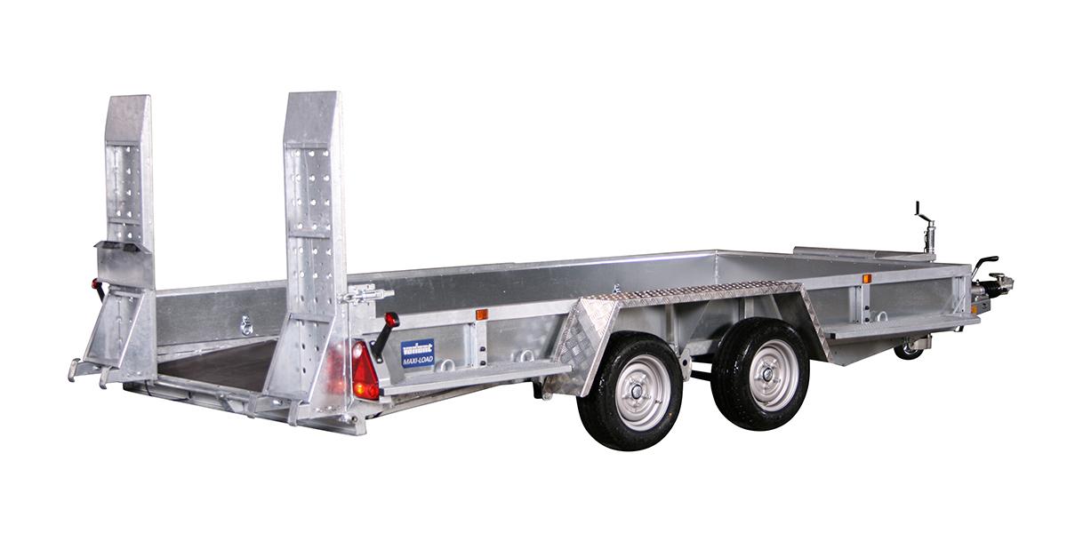 Maskihenger <br>VARIANT 2718 B4 2700 kg 1