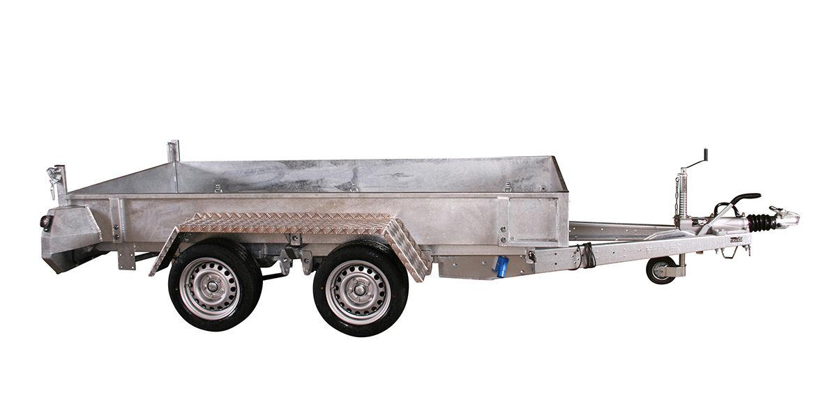 Maskintipper <br>VARIANT 3015 MT 3000 kg 10