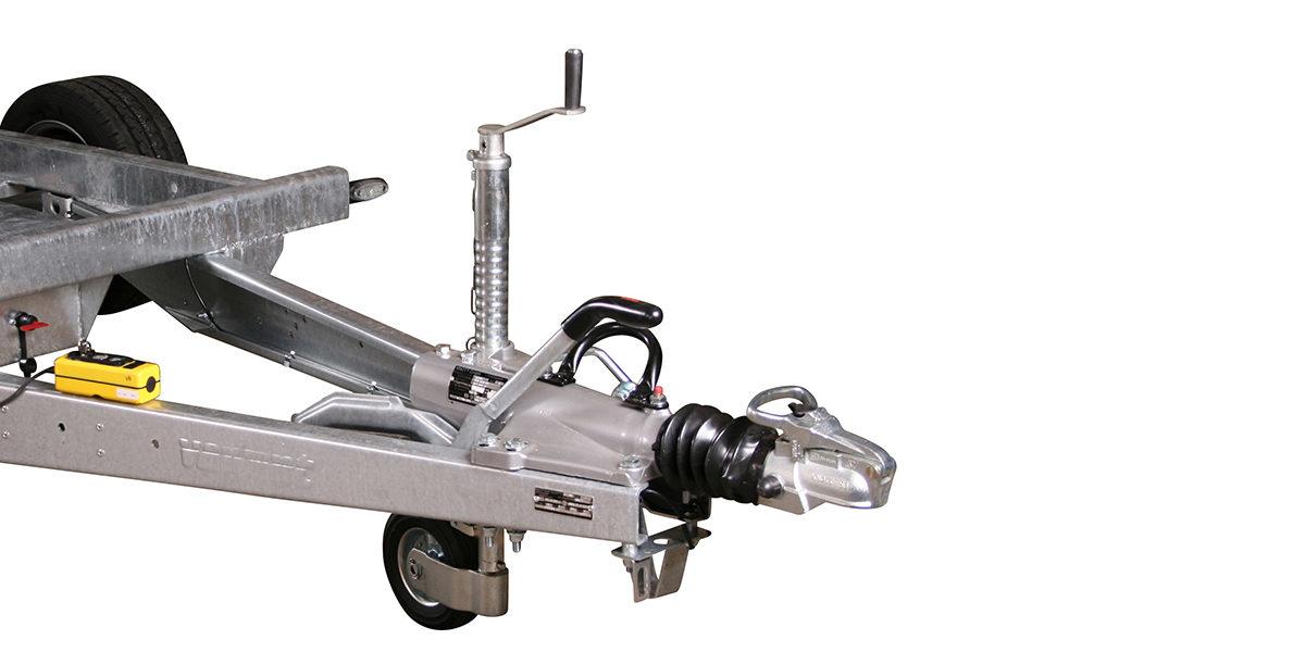 Maskintipper <br>VARIANT 3015 MT 3000 kg 15