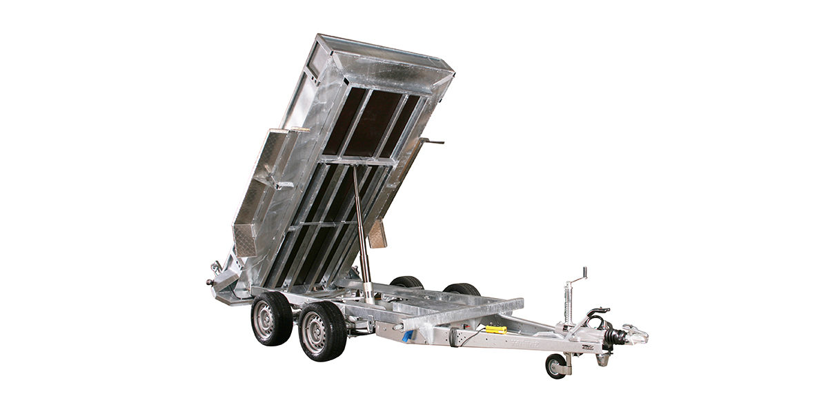 Maskintipper <br>VARIANT 3015 MT 3000 kg 2