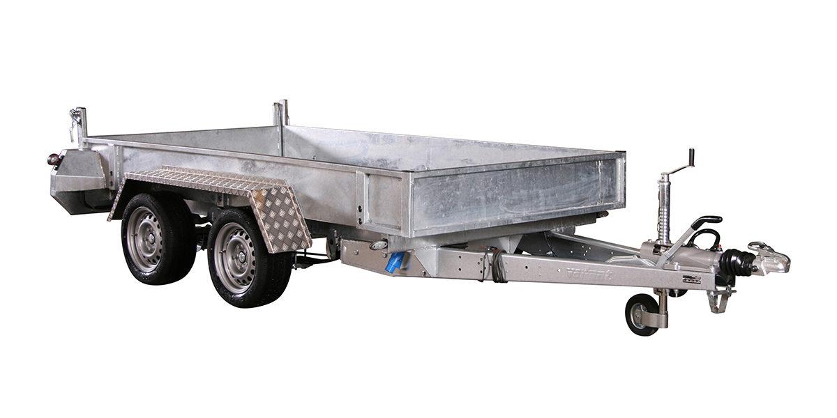 Maskintipper <br>VARIANT 3015 MT 3000 kg 4