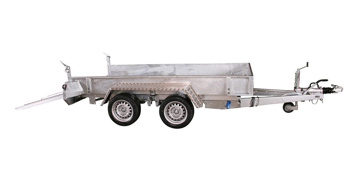 Maskintipper <br>VARIANT 3015 MT 3000 kg 7