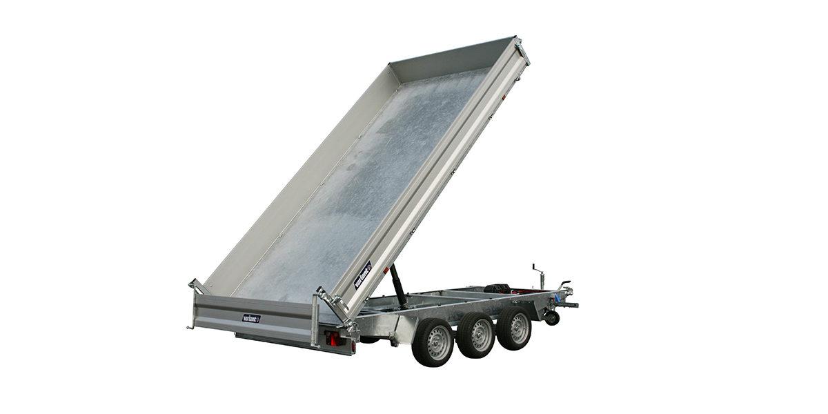 3-veis tipphenger <br>VARIANT 3321 TB 3500 kg 3
