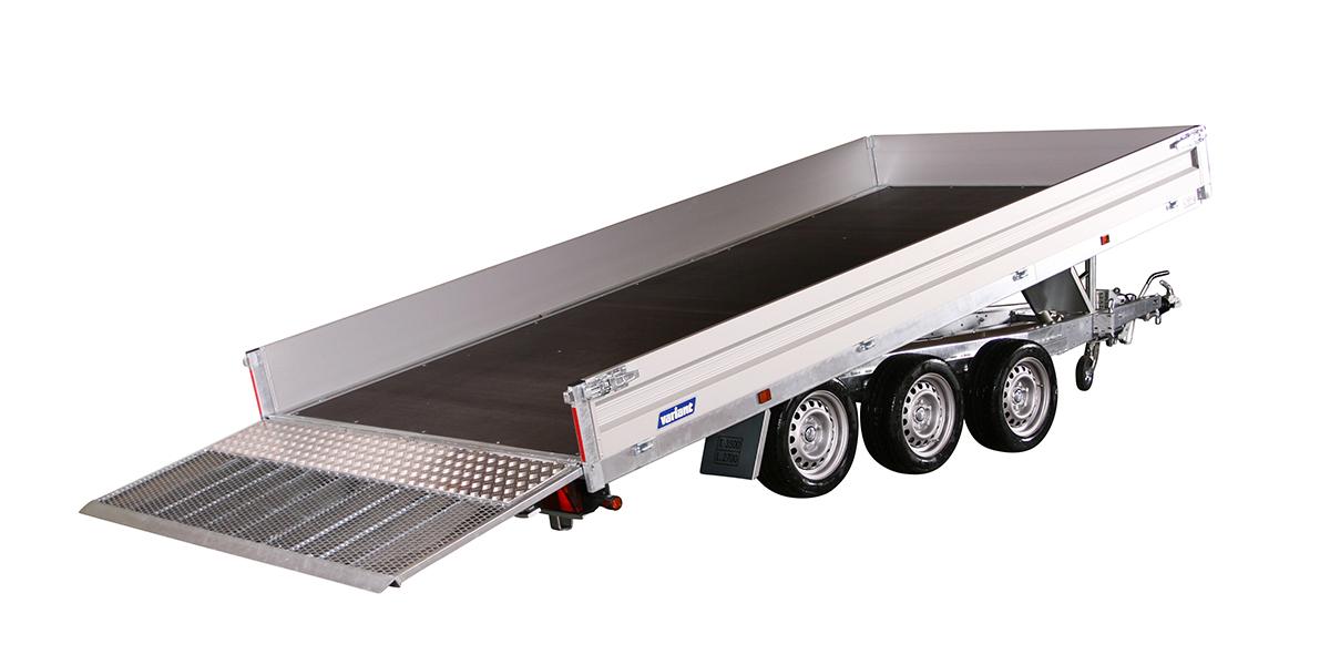 Universalhenger <br>VARIANT 3543 UX 3500 kg 4