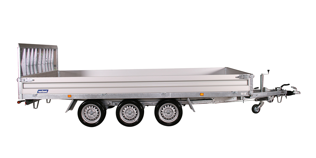 Universalhenger <br>VARIANT 3543 UX 3500 kg 1