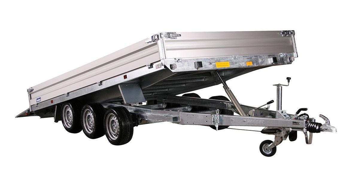 Universalhenger <br>VARIANT 3500 U4 3500 kg 9