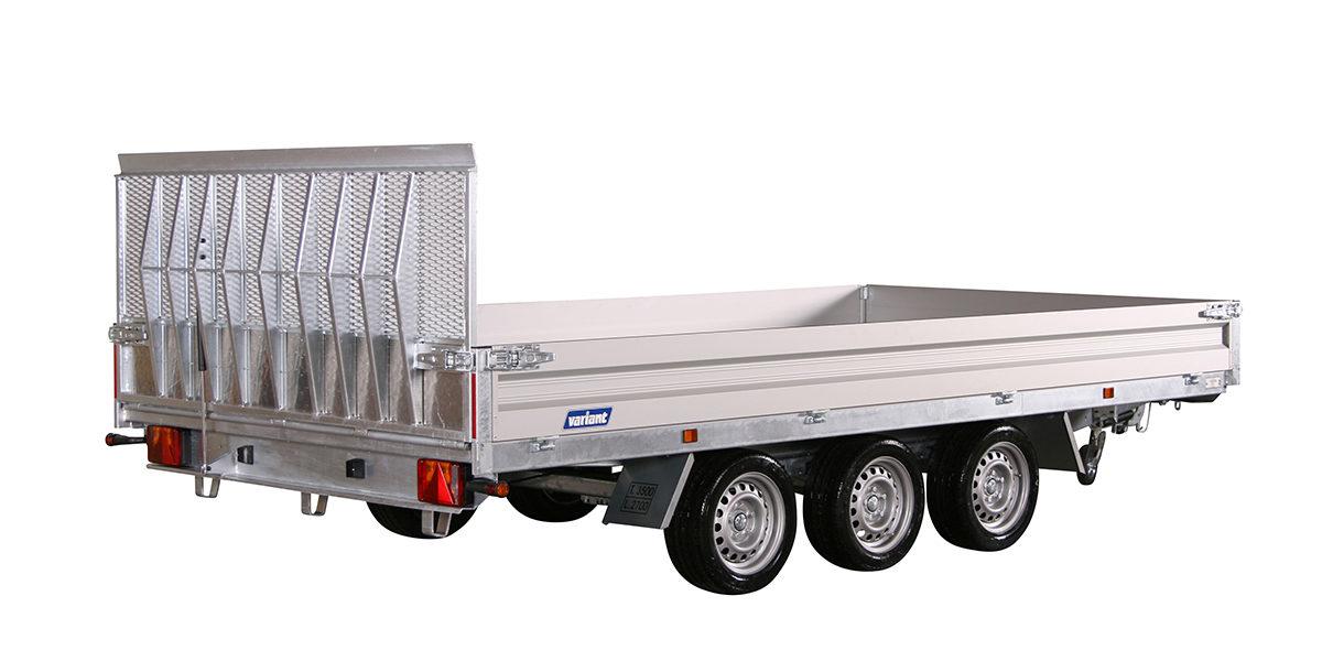 Universalhenger <br>VARIANT 3500 U4 3500 kg 7