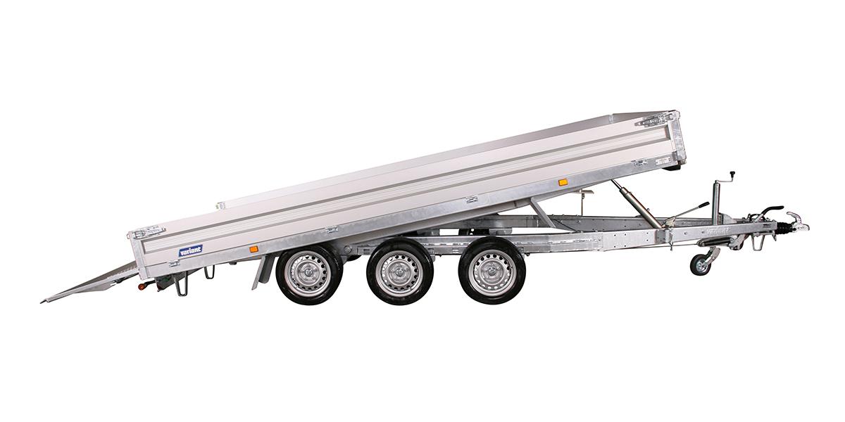 Universalhenger <br>VARIANT 3543 UX 3500 kg 2