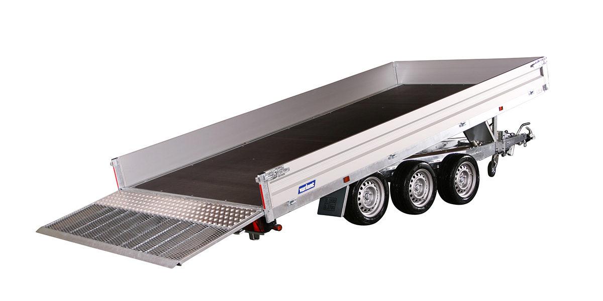 Universalhenger <br>VARIANT 3500 U4 3500 kg 8