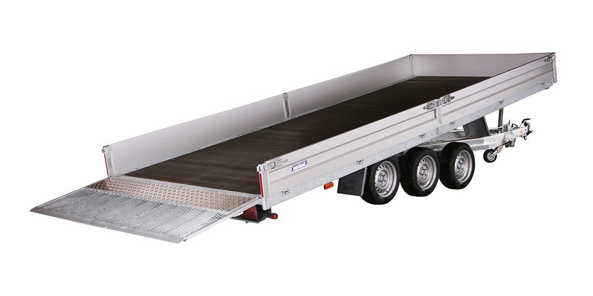 Universalhenger <br>VARIANT 3500 U5 3500 kg 8