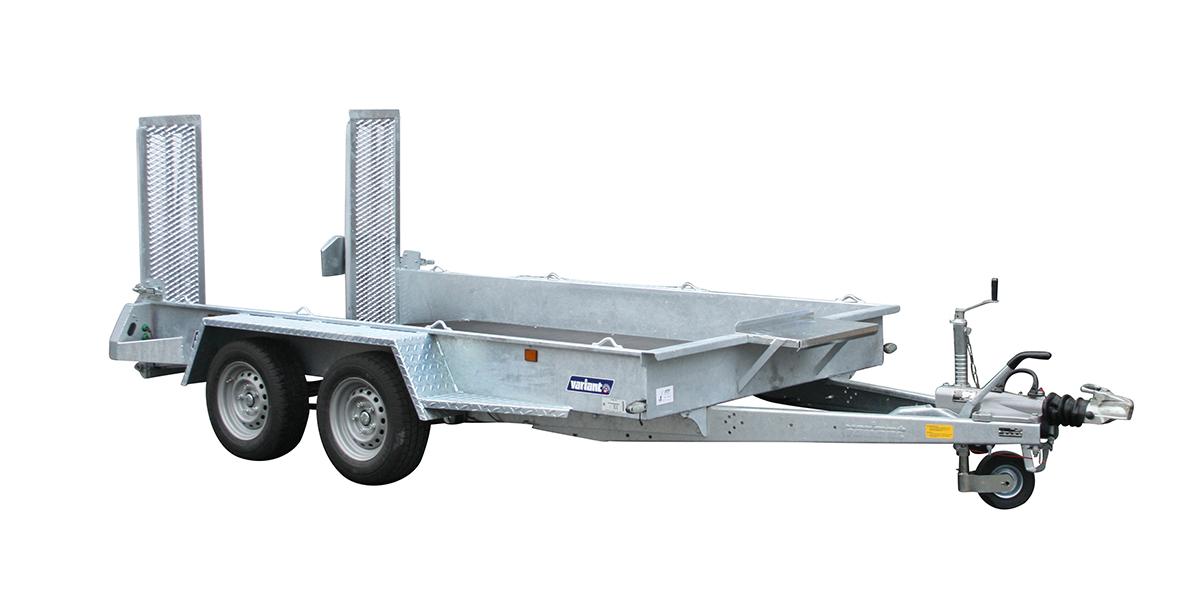 Maskinhenger <br>VARIANT 3516 B3 3500 kg 2