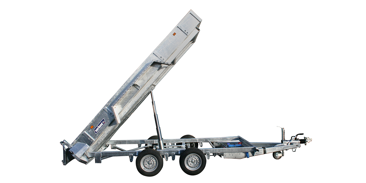 Maskintipper <br>VARIANT 3517 MT 3500 kg 2