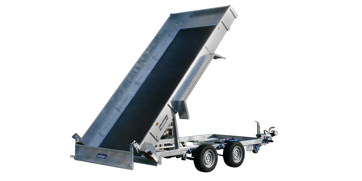 Maskintipper <br>VARIANT 3517 MT 3500 kg 1