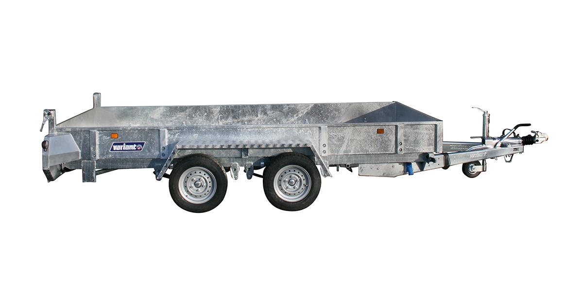 Maskintipper <br>VARIANT 3517 MT 3500 kg 3