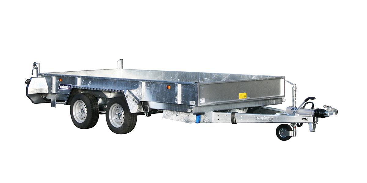 Maskintipper <br>VARIANT 3517 MT 3500 kg 4
