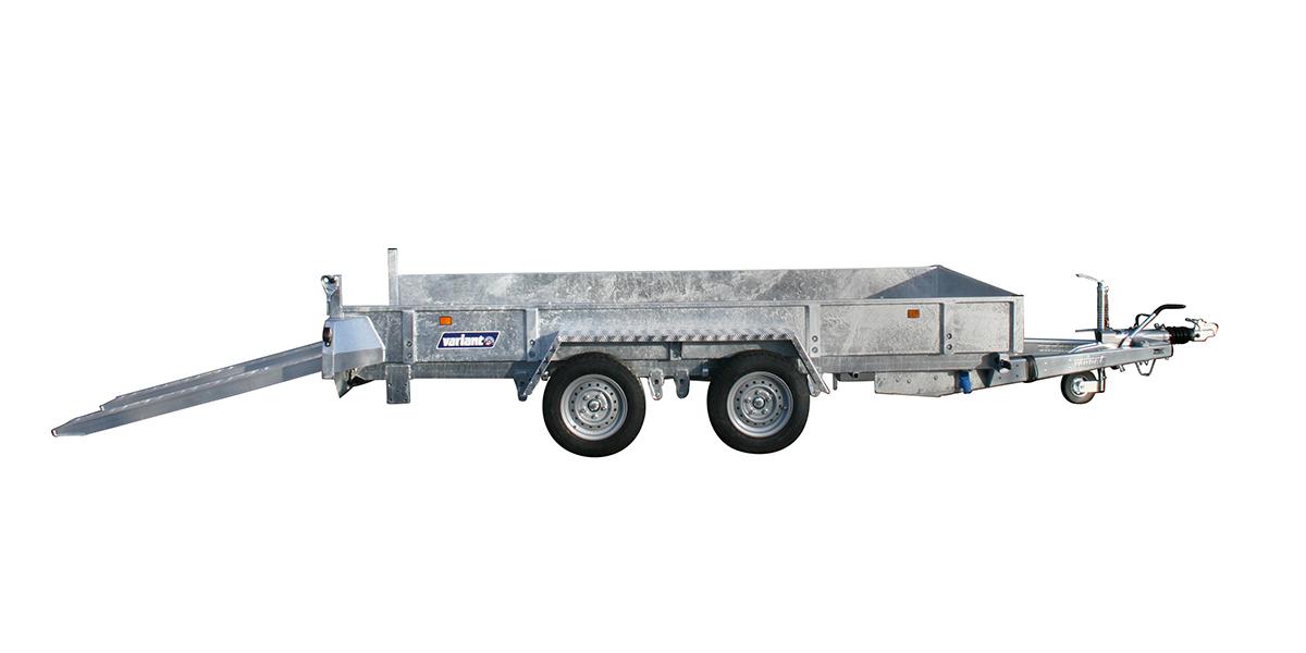 Maskintipper <br>VARIANT 3517 MT 3500 kg 7