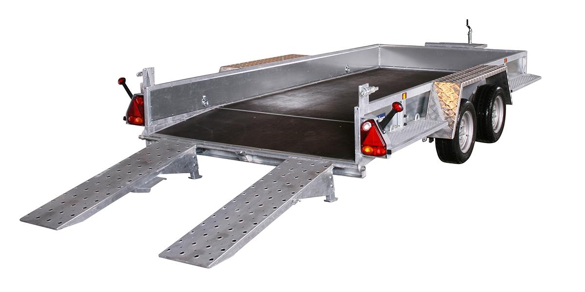 Maskinhenger <br>VARIANT 3518 B4 3500 kg 6