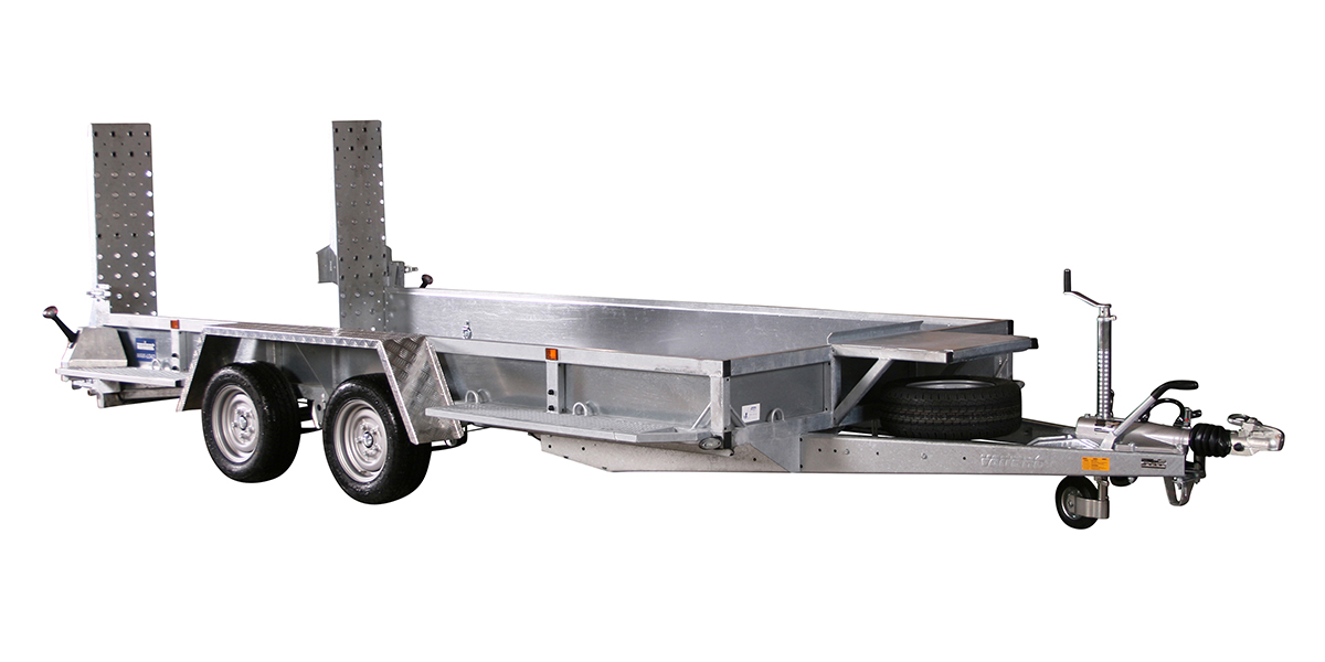 Maskinhenger <br>VARIANT 3518 B4 3500 kg 7