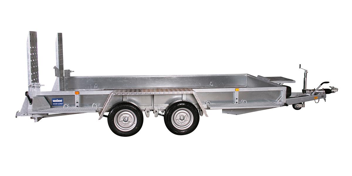 Maskinhenger <br>VARIANT 3518 B4 3500 kg 8