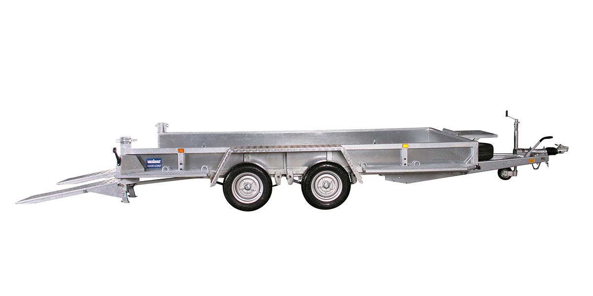 Maskinhenger <br>VARIANT 3518 B4 3500 kg 9