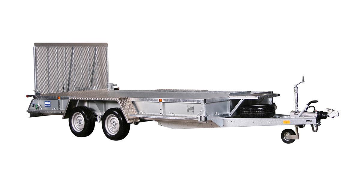 Maskinhenger <br>VARIANT 3518 M4 3500 kg 6