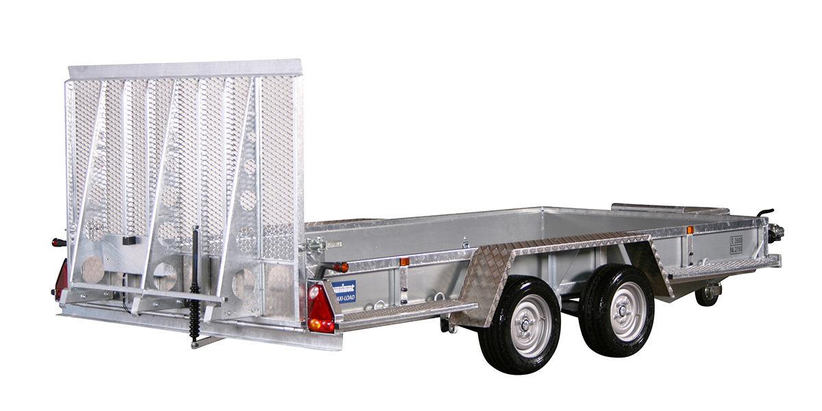 Maskinhenger <br>VARIANT 3518 M4 3500 kg 7