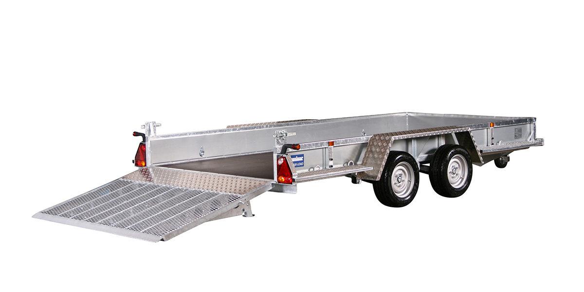 Maskinhenger <br>VARIANT 3518 M4 3500 kg 8